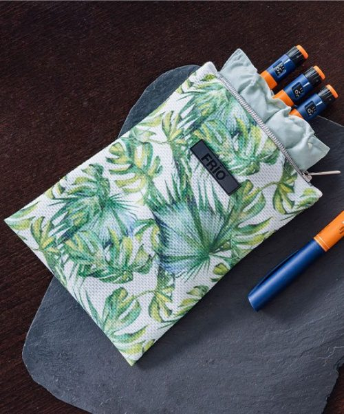 Lifestyle Five Jungle Wallet Insulin Cooling
