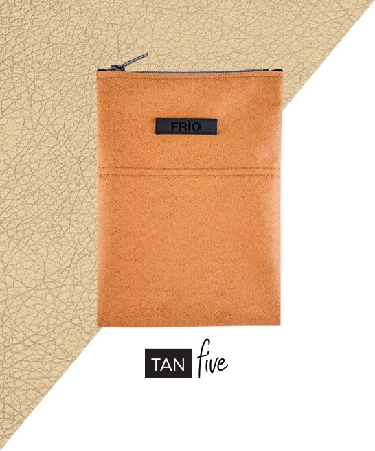 Lifestyle Five Tan Wallet Insulin Cooling