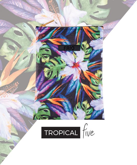 Lifestyle Five Tropical Wallet Insulin Cooling